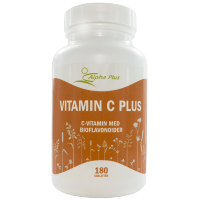 Vitamin C Plus 180 tabl. – Alpha Plus