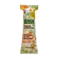 Organic Confidence Deodorant Wood Spice – Organic Essence