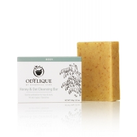 Odylique Honey & Oatmeal Cleansing Bar 100 g - Essential Care