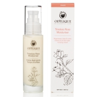 Organic Rose Moisturiser 50 ml - Odylique