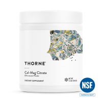Cal-Mag Citrate Powder – Thorne Research