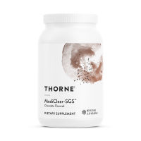 MediClear-SGS – Chocolate – Thorne research