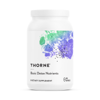 Basic Detox Nutrients - Thorne Research