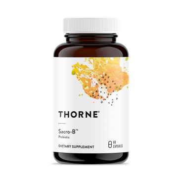 Sacro-B – Thorne Research