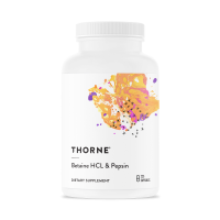 Betaine HCL / Pepsin 225 kapslar – Thorne Research