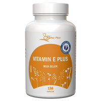 Vitamin E Plus 120 kaps.  – Alpha Plus