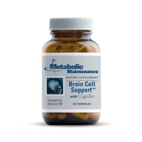 Brain Cell Support - Metabolic Maintenance