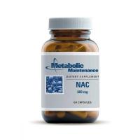 NAC 600 mg - Metabolic Maintenance