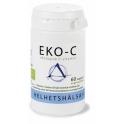EKO-C, ekologisk C-vitamin 60 kaps – Helhetshälsa