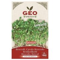 Groddfrön Broccoli 13 g - GEO