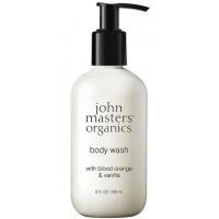 Blood orange & vanilla body wash, 8 fl oz – John Masters Organics