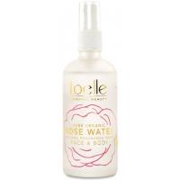 Ekologiskt Rosenvatten 100 ml – Loelle