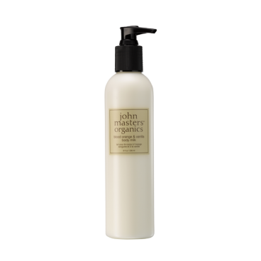 Blood orange & vanilla body milk, 8 fl oz – John Masters Organics