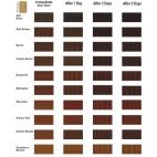 Organic Hair Colour Brown - Radico